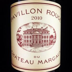 Pavillon Rouge du Chateau Margaux Margaux 2010 (750ml)
