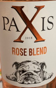 Paxis Rose 2018 (750ml)