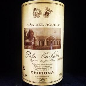 Cesar Florido 'Pena del Aguila' Palo Cortado Chipiona NV - 91pts WA (375ml)
