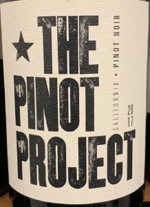 The Pinot Project 2017 (750ML)