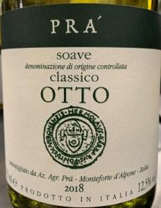 Pra Otto Soave Classico 2020 (750ml)