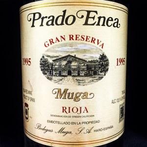 Muga 'Prado Enea' Gran Reserva Rioja 1995 - 94pts WA (750ml)