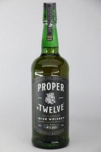 Proper No. Twelve Irish Whiskey .750