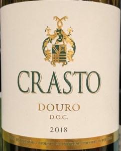 Quinta do Crasto Douro Branco 2018 (750ml)