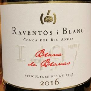 Raventos i Blanc Cava L'Hereu Penedes 2017 (750ML)