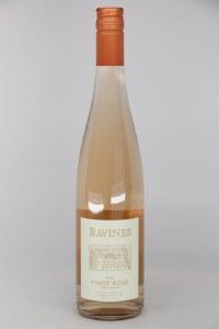 Ravines Wines Cellar Dry Pinot Rose Finger Lakes 2020