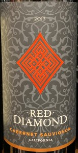 Red Diamond Cabernet Sauvignon 2013