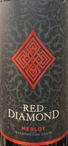 Red Diamond Merlot 2013 (750ml)