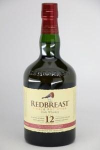 Redbreast Single Malt Irish Whiskey 12 Years (750ML) - JM96