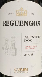 Carmim Reguengos Alentejo Tinto 2018 (750ml)