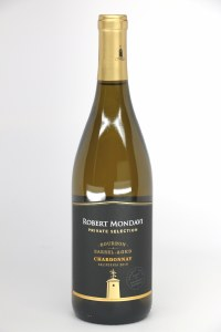 Robert Mondavi 'Bourbon Barrel-Aged' Chardonnay Monterey 2018 (750ml)