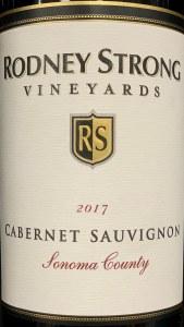 Rodney Strong Cabernet Sauvignon Sonoma County 2018 (750ml)