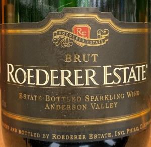 Roederer Estate  Anderson Valley Brut Sparkling Wine NV (750ML)