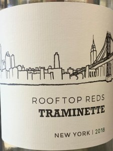 Rooftop Reds Traminette (750ml)