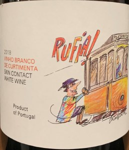 Quinta da Boavista Rufia Dao Vinho Branco Orange 2018 (750ml)