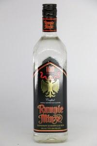 "Rumple Minze ""Peppermint Schnapps 100 Proof"" .750L"