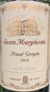 Santa Margherita Pinot Grigio Alto Adige (750ML)