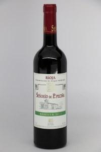 Senorio De P. Pecina Reserva Rioja 2013