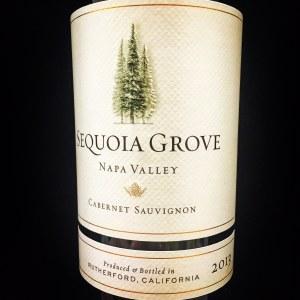 Sequoia Grove Cabernet Sauvignon Napa Valley 2016 (750ml)