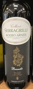 Collina Serragrilli Roero Arneis Branche 2020 (750ML)