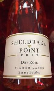 Sheldrake Point Winery Finger Lakes Dry Rose 2019 (750ML)
