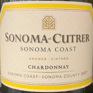 Sonoma-Cutrer Chardonnay Sonoma Coast 2018 (750ML)