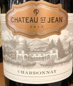 Chateau St. Jean Chardonnay North Coast 2017 (750ML)