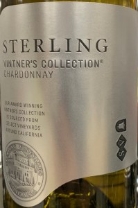 Sterling 'Vintner's Collection' Chardonnay 2017 (750ml)
