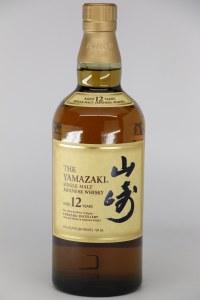 "Suntory ""Yamazaki Single Malt  12 Year Old"" Whiskey (750ML) - JM90"