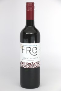 """Sutter Home """"Fre - Cab Sauv -Alcohol Removed"""" California  (750ML)"""