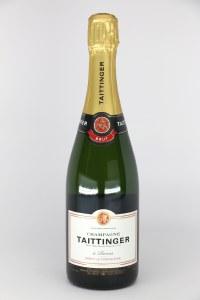 """Taittinger """"La Francaise"""" Champagne Brut Sparkling Wine NV (750ML)"""