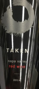 Taken Proprietary Red Blend Napa Valley 2017 - 93pts-JS (750ML)