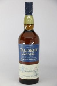 Talisker Distillers Edition Single Malt Scotch  Whiskey, Isle of Skye (750ML)