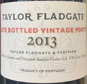 Taylor Fladgate Porto Sweet LBV 2014(750ML)