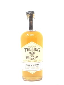 Teeling Irish Whiskey Single Grain .750L