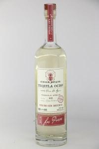 Tequila Ocho Anejo .750L