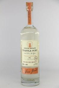 Tequila Ocho Reposado .750L