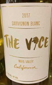 The Vice Sauvignon Blanc Napa Valley 2017 (750ml)