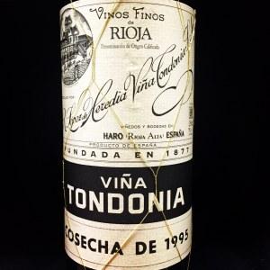 Lopez de Heredia 'Vina Tondonia' Gran Reserva Rioja 1995 (750ml)