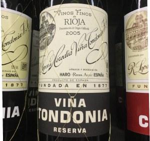 Lopez de Heredia 'Tondonia' Reserva 2005 (1.5L)