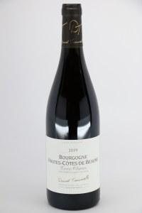 David Trousselle Hautes Cotes de Beaune Cuvee Olympe Bourgogne Rouge 2019