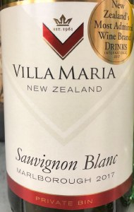 Villa Maria 'Private Bin' Sauvignon Blanc Marlborough 2019 (750ml)
