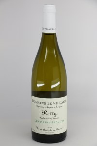 Domaine A. et P. de Villaine Les Saint Jacques Rully Blanc 2019