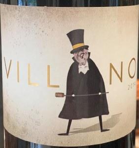 Villano Tempranillo Vinos de la Tierra de Castilla y Leon 2014 (750ml)