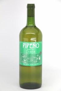 A Los Vinateros Bravos Pipeno Blanco 2018 (Liter)