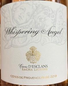 Whispering Angel Rose 2018 (750ML)
