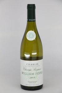 William Fevre 'Champs Royaux' Chablis 2018 (750ML)