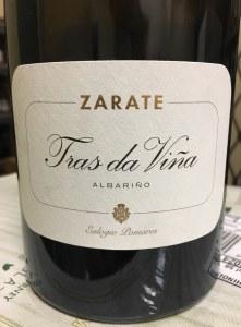 Zarate Tras da Vina Rias Baixas Albarino 2018 (750ml)