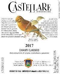 Castellare Chianti Classico 2018 (750ml)