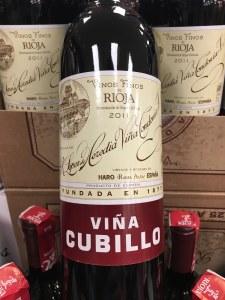 Lopez de Heredia Rioja Crianza Vina Cubillo 2011 (750ML)
